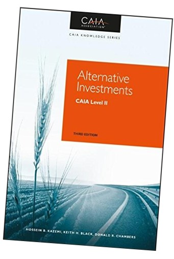 CAIA Level II: Advanced Core Topics in Alternative Investments width=