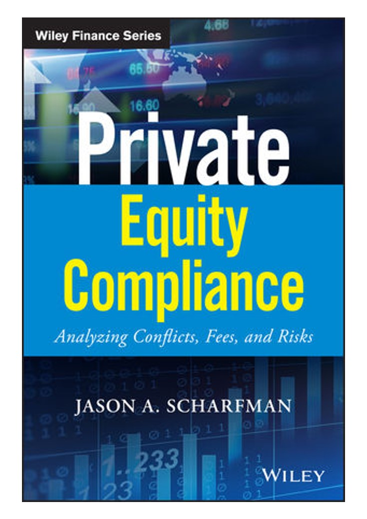 pe compliance book cover New Private Equity Compliance Book Released – Does Liquidity Impact Compliance Management?